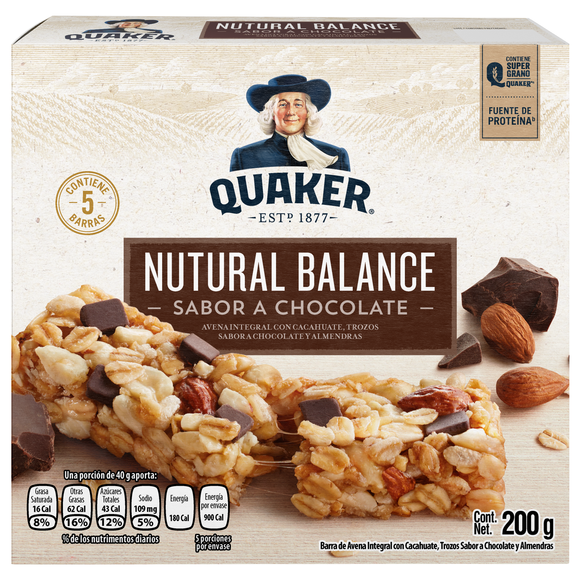 Nutural Balance Chocolate