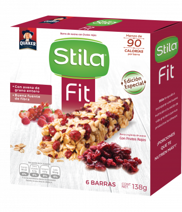 Stila Fit Frutos Rojos