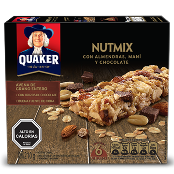 Quaker® Nutmix Chocolate